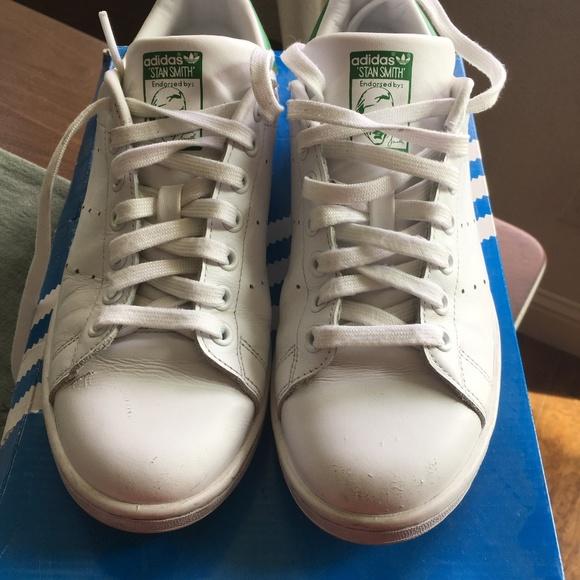 85 adidas stan smith le donne scarpe casual poshmark